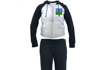 crest Crest Women's Tracksuit by CafePress