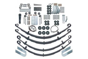 Rubicon Express 4.5 Inch Extreme-Duty Leaf Spring Lift Kit - No Shocks RE5520 Complete Suspension Systems and Lift Kits