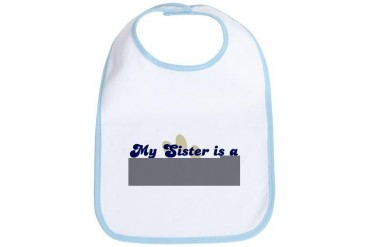 My Sister: Shih Tzu Dog Bib by CafePress