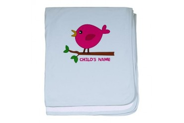 Cute baby blanket by CafePress