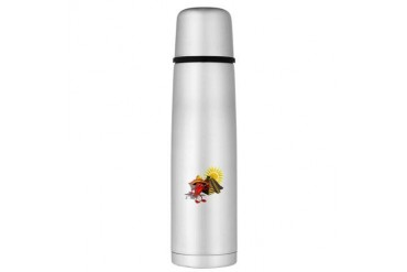 Pyramid Large Thermos Bottle Cool Large Thermosreg; Bottle by CafePress
