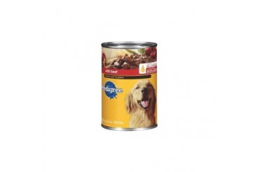 12 Pack Mars Pedigree 01530 Pedigree Brand Choice Cuts Dog Food 22 Oz