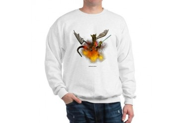 Art Sweatshirt by CafePress