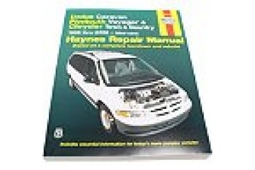 1996-2002 Chrysler Town & Country Manual Haynes Chrysler Manual 30011