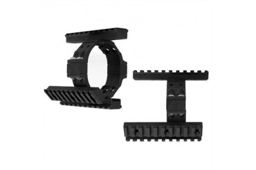 Modular Accessory Tactical Rail (Matr) For The Ar-15/M4 - Modular Accessory Tactical Rail
