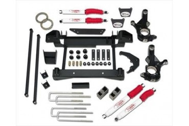 Tuff Country 6 Inch EZ-Ride Lift Kit with Shocks 16986 Complete Suspension Systems and Lift Kits