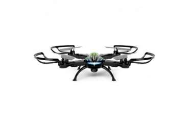 Yike YK022C Predator 2 2.4 GHZ 6 Axis Gyro Drone with HD Camera - Black