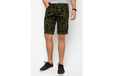 Electro Denim Lab Regular Tapered Denim Shorts