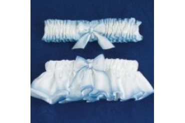 Simply Charming Garters - Style G341D