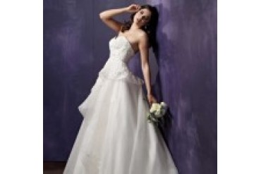 Ella Rosa Wedding Dresses - Style BE218