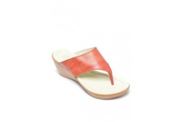 Red Slide Wedges