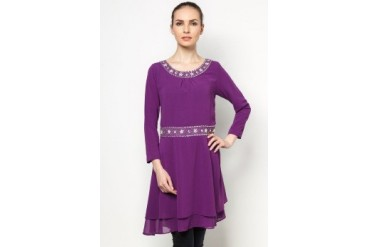 Jameela Muslimah Embellished Muslimah Blouse - Price Comparison 1c7d2db2e8