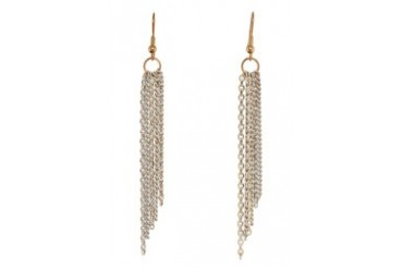 Joie Mie Chain ELEGANT Collection Earrings