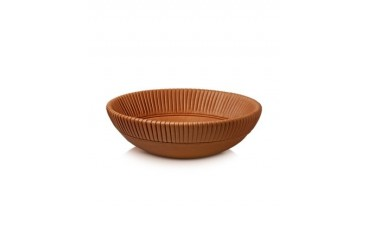Genuine Leather Bowl