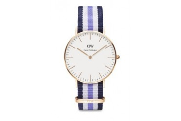 Daniel Wellington Classic Lady Trinity Rose Gold Watch
