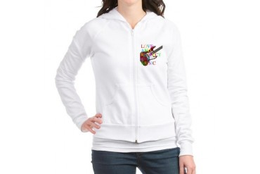 bass2 Music Jr. Hoodie by CafePress