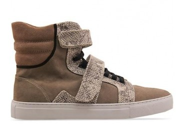 Android Homme Propulsion Hi in Tan size 7.0