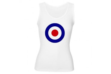 Vintage Women's Tank Top by CafePress