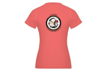 US Military Hall of Fame Organic Fitted T dark Military Organic Women's Fitted T-Shirt dark by CafePress