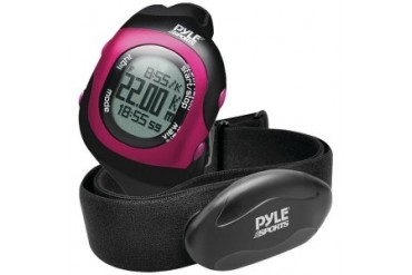 Pyle-Sport Psbthr70pn Bluetooth(r) Fitness Heart Rate Monitoring Watch With