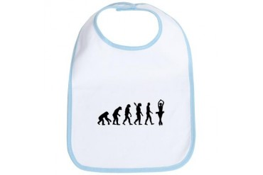 Evolution Figure skating Sports Bib by CafePress