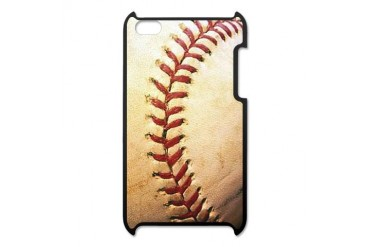 BASEBALL FAN iPod Touch 4 Case