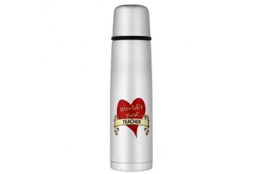 Large Thermos Bottle Occupations Large Thermosreg; Bottle by CafePress