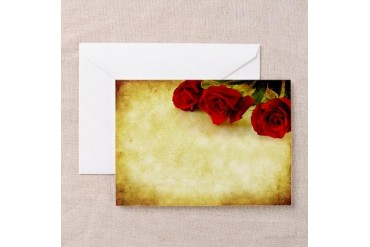 Three Hearts Love Greeting Cards Pk of 20 by CafePress