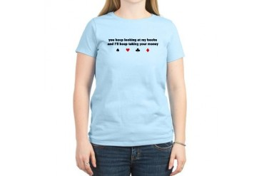 "Take Your Money"" Women's Light Color T-Shirt"