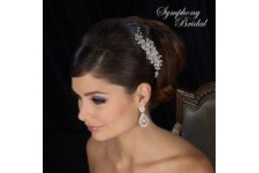 Symphony Bridal Hair Clips - Style CL2031