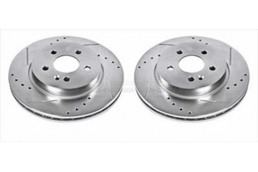 Power Stop Brake Rotor EBR626XPR Disc Brake Rotors