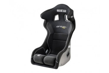 Sparco Black Circuit II Competition Racing Seat