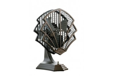 Fanimation OF6320OB Fitzgerald Table/Wall-Mounted 3-Speed Fan, Oil-Rubbed Bronze