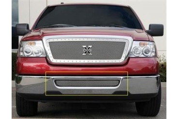 T-Rex Grilles Upper Class; Mesh Bumper Grille Insert 55552 Bumper Valance Grille Inserts