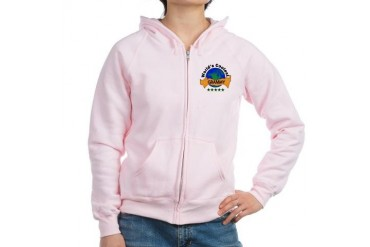 World's Coolest Family Women's Zip Hoodie by CafePress
