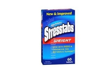 Stresstabs Weight Tablets60 tabs