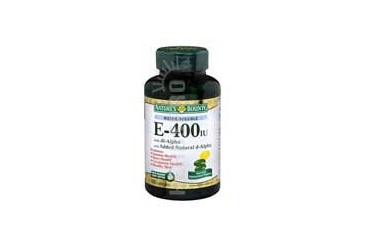 Nature's Bounty Vitamin E100 caps