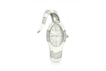 Poison Jc 3H Silver Dial Stainless Steel Women's Watch