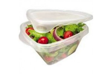 8 Pack Rubbermaid 7F54Retchil Deepsquare Takealong Container