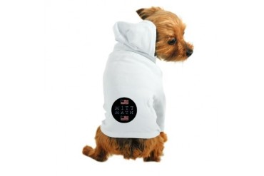 Romney 2012 Math Dog Hoodie by CafePress