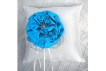 Simply Charming Ring Pillows - Style RP496/TUR