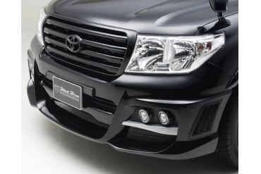 Wald International Black Bison Front Bumper Toyota Land Cruiser 08-12