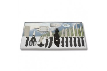 Maxam 15pc Hunting Set