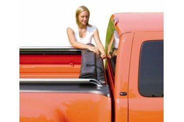 Access Cover Access Limited Increased Capacity Soft Roll Up Tonneau Cover 21109 Tonneau Cover