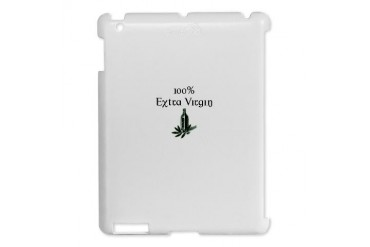 100 Extra Virgin Humor iPad 2 Hard Case by CafePress