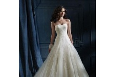 "Alfred Angelo Sapphire ""In Stock"" Wedding Dress - Style 867C"