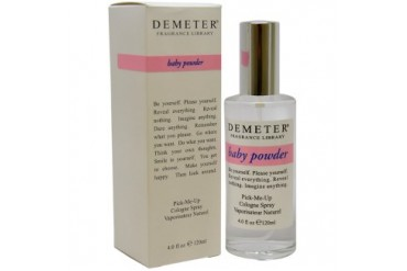 Demeter - Baby Powder for Women - 4 oz Cologne Spray