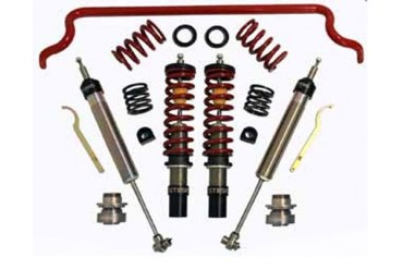 STaSIS Challenge Ohlins SL Suspension Kit Audi A4 B8 Sedan 2.0L 09-14
