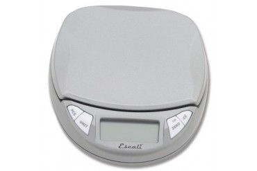 Escali High Precision Scale - Silver