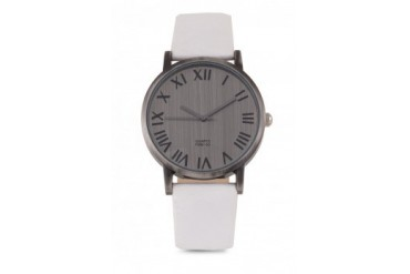 Something Borrowed Classic Round Face Watch